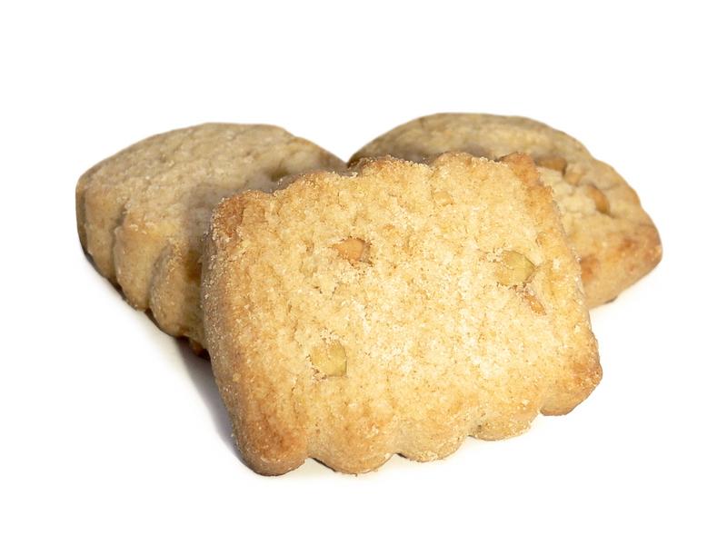 Sausainiai su grikiais
