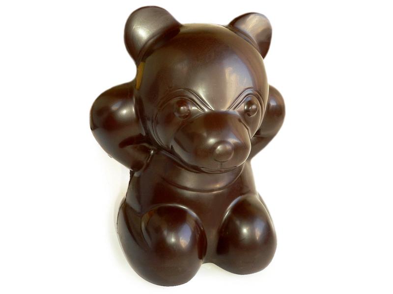 Šokoladinis meškutis