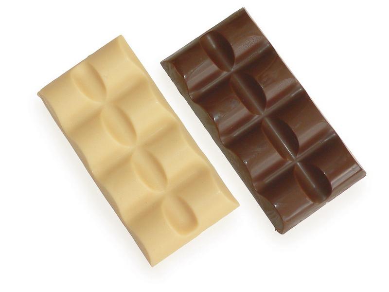 Šokolado plytelės