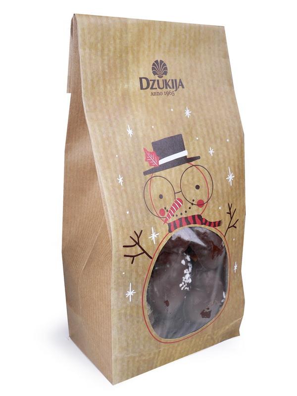 Dzukija SVENTINIAI gingerbread biscuits 260g.
