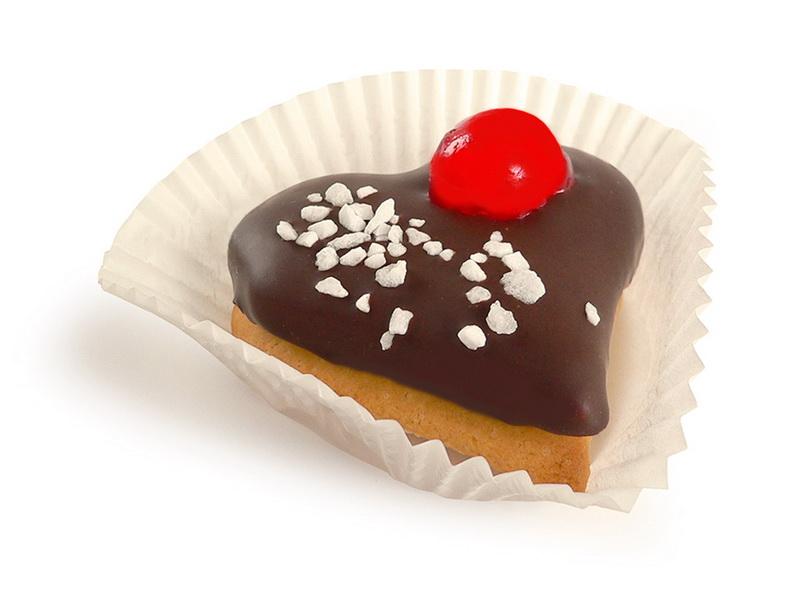 """Cake 'Heart"""" 30, 80g."""