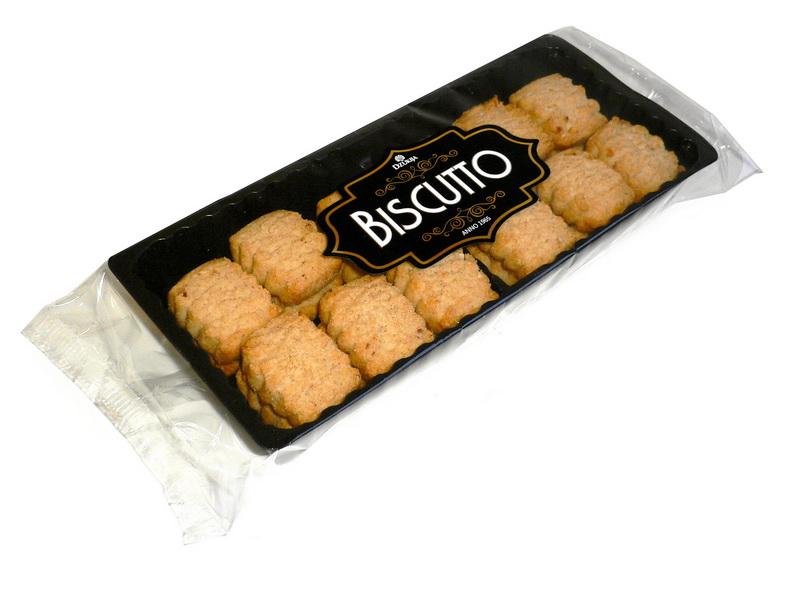 Sausainiai su grikiais (Biscutto) 170g.